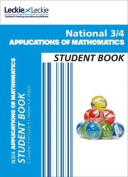 National 3/4 Applications of Mathematics Student Book (Student Book)