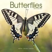 Butterflies Calendar 2018