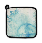 Gear New 251988-GN-PH1 Abstract Watercolour Pot Holder