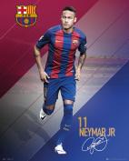 GB eye Barcelona, Neymar 16/17, Mini Poster 40x50cm, Various