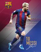GB eye Barcelona, Messi 16/17, Mini Poster 40x50cm, Various