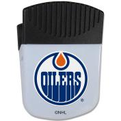 NHL Chip Clip Magnet, White