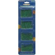 Ornament Hooks 300/Pkg-Green