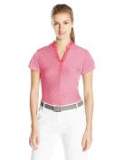 Puma Golf Women's Polka Stripe Top