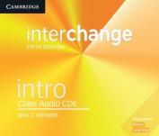 Interchange Intro Class Audio Cds  [Audio]