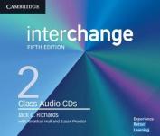 Interchange Level 2 Class Audio CDs  [Audio]