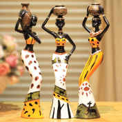 Max Home@ Creative Home Decoration resin figure doll ornaments living room study Decoration Crafts