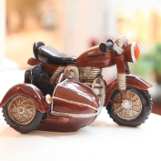 Max Home@ Creative ornaments retro home accessories Continental Motorcycle Decoration small study Crafts Decoration