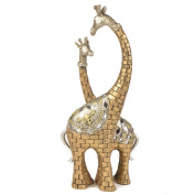 Max Home@ European creative ornaments home accessories decorations giraffe lovers retro living room furnishings crafts