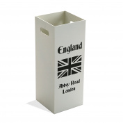 Versa - White Umbrella Stand England