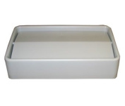 Impact Products 7024-3 Grey Thin Bin Trash Container Lid