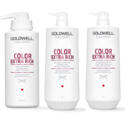 Goldwell Dualsenses Colour Extra Rich Brilliance Super Size Hair Care Pack