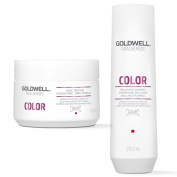 Goldwell Dualsenses Colour Brilliance Shampoo 250ml and 60Sec Treatment 200ml