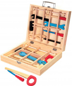 Childrens Creative Carpentery Learning Twelve Wooden My Diy Tool Toy Box
