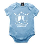 The Mountains are calling Baby Grow PT495