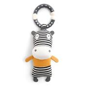 Mamas & Papas Mini Linkie Zebra Babyplay Activity Toy