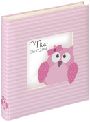 Walther Owlet 28x30,5 50 Pages Baby Pink UK116R