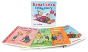 Llama Llama's Holiday Library [Board book]