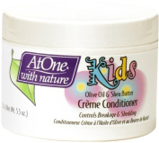 At One with Nature Kids Olive/Shea Cream 160 ml