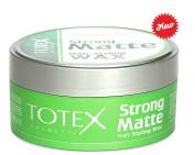 Totex Hair Styling Wax Strong Matte 150ml