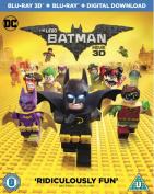The LEGO Batman Movie [Regions 1,2,3] [Blu-ray]