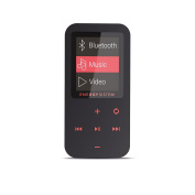 Energy Sistem Bluetooth MP4 Touch Coral Digital Music Player Internal Memory MP3 Touchscreen