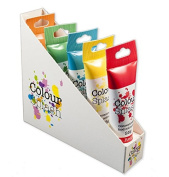 Colour Splash Gels Pack of 5 - Primary Colours