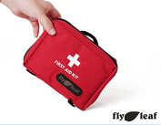 Miyare First Aid Bag Emergency Medical Supplies Home and Outdoor Hiking or Travel Survival Emergency Bag Portable