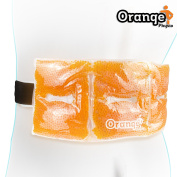 The Best Back Gel Pack for your Back Pain. Use as a Cold Pack or Hot Pack to heat or Ice your back, Lumber and abdomen area. By Orange Physio