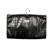 NYX Black Croc Travel Bag