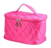 Qingsun Makeup Bag Travel Portable Folding Waterproof Cosmetic Pouch Storage Bag