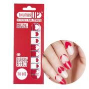 ThumbsUp Nails The One Valentine Nail Wraps