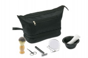 Danielle Creations ALL ABOUT MEN 7 PIECE TRAVEL SHAVING KIT