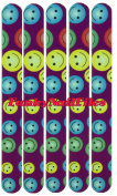 FunkyNailFiles Smiley Emery Board