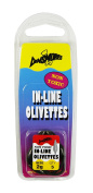 Dinsmores Non Toxic In Olivettes Sinker - Multicoloured, 2 g