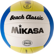 MIKASA Beach Classic 5 Beach Volleyball Multi-Coloured