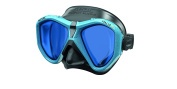 Seac Diving Mask Italia Asian Fit Swimming, Snorkelling, Unisex