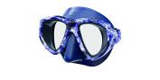 Seac One Makaira Unisex Adult Mask, Blue Camouflage