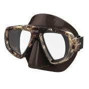 Seac Camo Extreme Kama Unisex Adult Mask, Brown