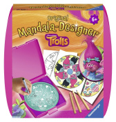 "Ravensburger 29988 1 ""Trolls"" Mandala Designer Craft Kit"