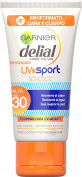 DELIAL Sport Face And Body Milk with SPF 30 50 ml