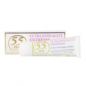 55H+ ultra efficacite extreme Strong Bleaching Treatment for spotless skin 50 ml