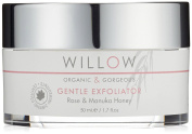Willow Organic Beauty Rose & Manuka Honey Exfoliator 50 ml