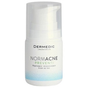 DERMEDIC - NORMACNE - PREVENTI - Regulating-cleansing night cream - 55 g - Recommended for everyday care of combination and oily skin with a tendency for acne lesions. For evening application - Hypoallergenic
