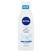 Nivea Daily Essentials Caring Normal Skin Micellar Water , 200 ml