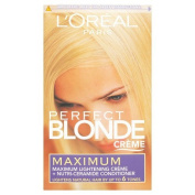 L'Oreal Paris Perfect Creme Maximum Hair Colour, Blonde - Pack of 3