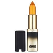 loreal Paris Colour Riche Gold Obsession Lipstick Pure gold CP47