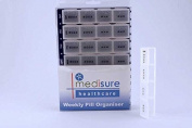 MS02566 Sure Health Pill organiser 28 compartment large by Medisure