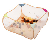 Ludi Nature Zen 2835 Play Area with Balls 0.90 x 0.90 m