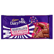 Cadbury Marvellous Creations Jelly Popping Candy 200g
